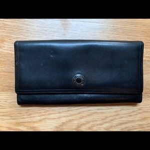 Coach Bags - Coach Leather Wallet